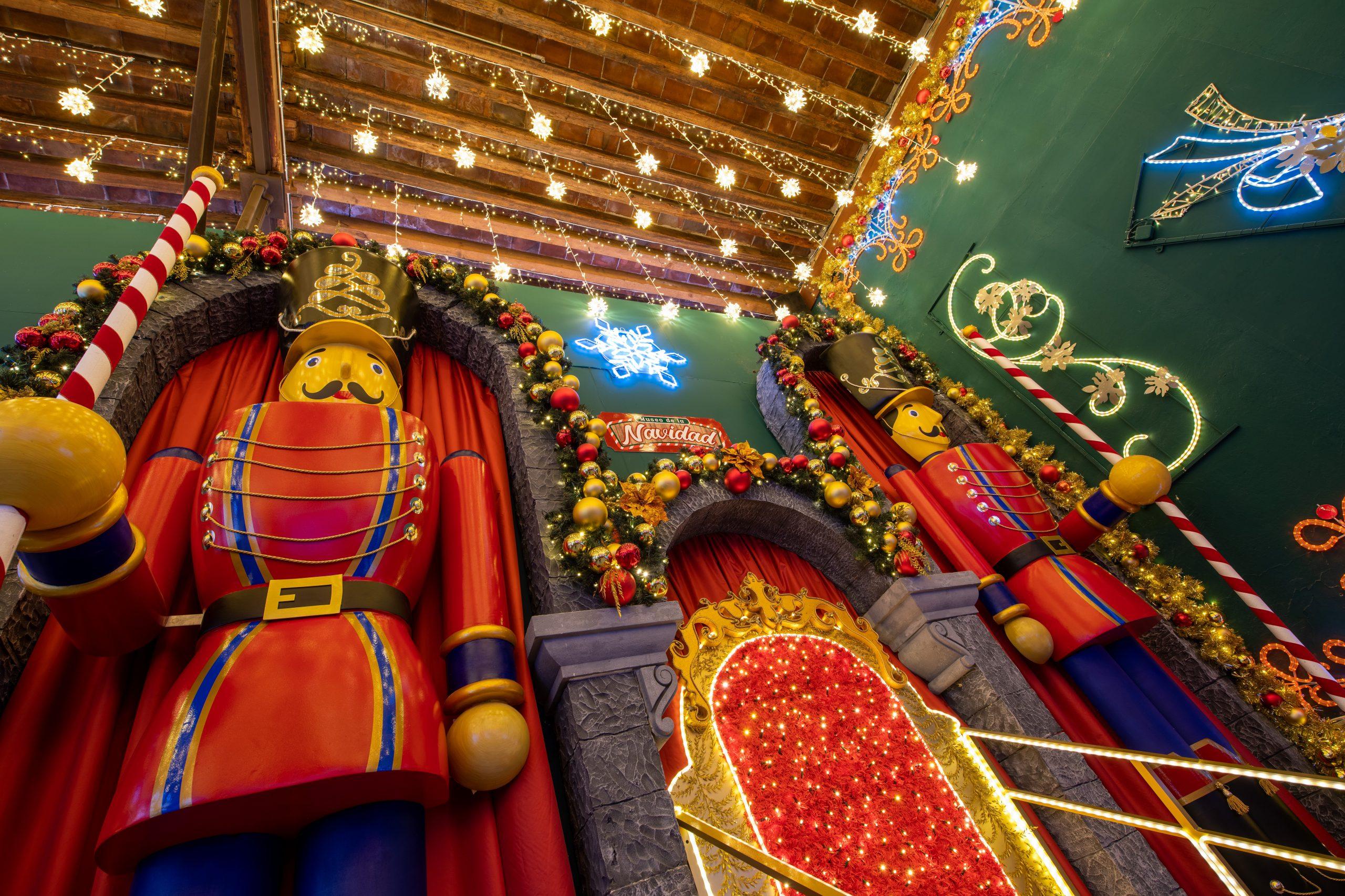 Museo de la Navidad en Atlixco.